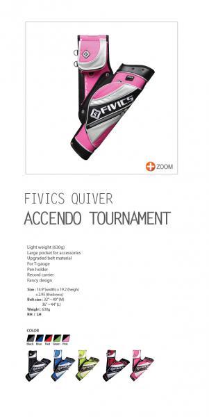 CARCAJ ACCENDO TOURNAMENT FIVICS