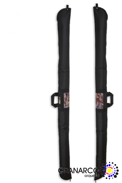 FUNDA LONGBOW NEGRO-CAMO BUCK TRAIL