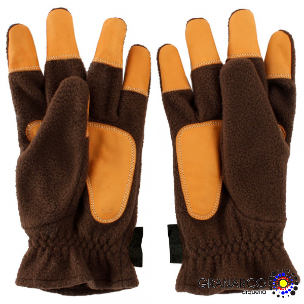 GUANTES DACTILERA WINTER BEARPAW