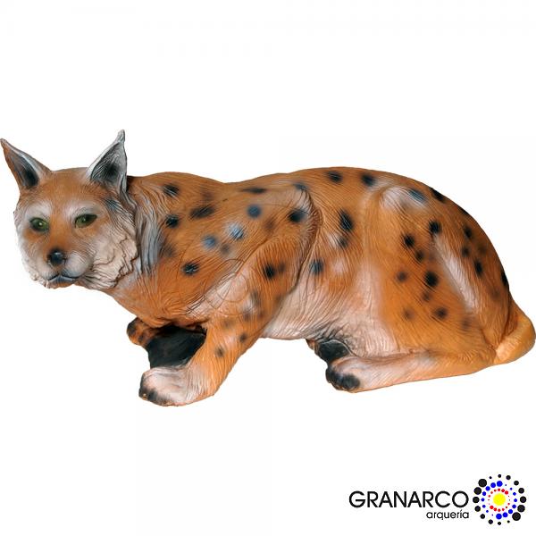 DIANA 3D LINCE TUMBADO (GRUPO II ) LONGLIFE