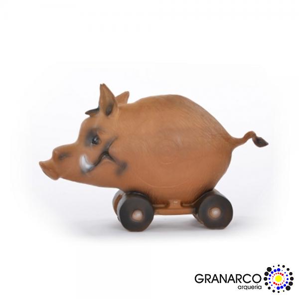 DIANA 3D MONSTRUO RUEDAS (GRUPO ESPECIAL ) LONGLIFE
