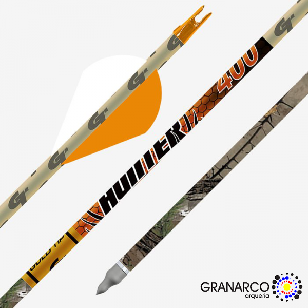 TUBOS HUNTER CAMO GOLD TIP