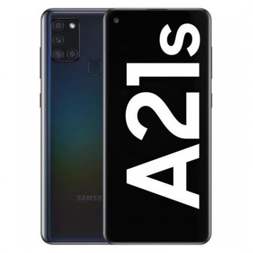 SAMSUNG A21S 64GB BLACK
