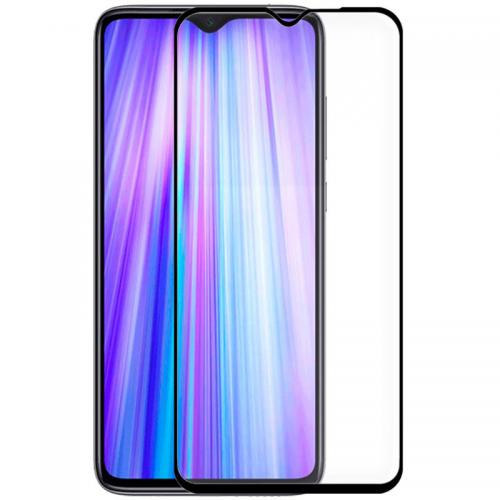 Protector Pantalla Cristal Templado Xiaomi Redmi Note 8 Pro (FULL 3D Negro)