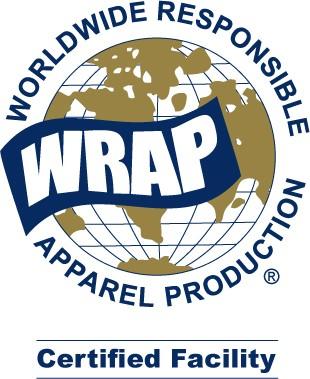 Las camisetas, polos, sudaderas y están certificados Keya ™ Wrap.