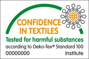 Las camisetas, polos, sudaderas y Keya ™ son Oeko-Tex 100.